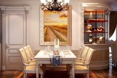 Nhà đẹp, sang nhờ nội thất kiểu Pháp